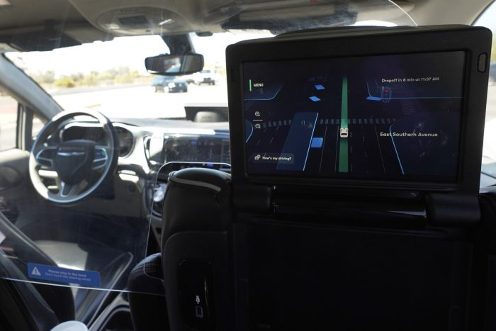 A reporter's take on driverless cars