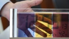 Ricoh's new solar cell can generate electricity even in transparent panels.