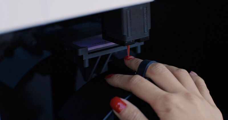 Clockwork's Nail Painting Robot Paints Nails in Less Than 10 Minutes