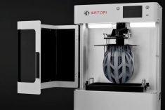 The Satori VL2800 Industrial 3D Printer