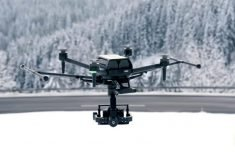 The Sony Airpeak S1 Drone
