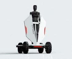 The Omniseg Scooter