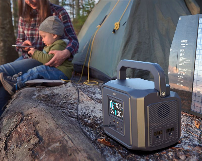 The Aukey Plus Power Station