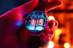 The Upgraded NIXOID NEXT Pays Homage to Its Nixie Tubes Roots