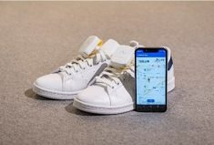 Honda creates GPS navigation system for your shoes