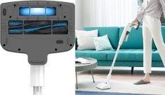 The RAYCOP Omni Air UV+ Cordless Vacuum