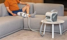 The Ossur Cold Rush Therapy Machine