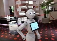 SoftBank suspends production of chatty robot Pepper
