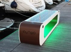 The Elios Smart Bench