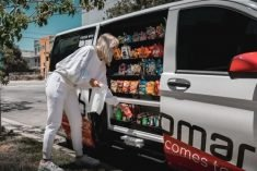 Robomart Brings Goods to Consumers When Prompted via an App