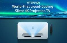 The HP BP5000 4K Laser Projector