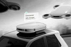 The Conceptual 'Nebo' EV Charging Drone