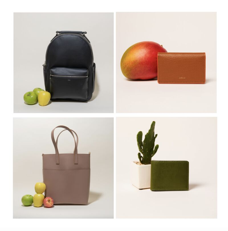 Allegorie's Bags Enter the Vegan Leather Space