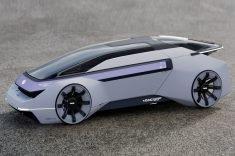 The Conceptual GAC-2030-U-Journey by Ray Lyu