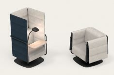 The Conceptual 'Commute' Chair