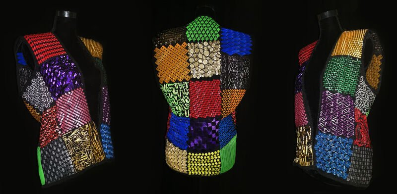 Wearable 3D-Printed Art Pieces