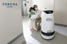 COVID-19 pandemic expands roles of advanced robots in everyday life