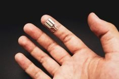 This Wearable Finger Strip Generates Energy from Sweat