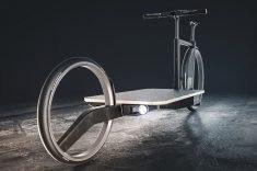 'LARA' Cargo Bike Supports Heavy Payloads