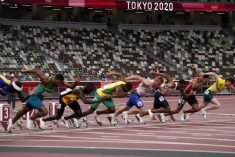 The tech behind Tokyo Olympics' fast track