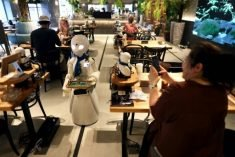 Tokyo robot cafe offers new spin on disability inclusion