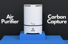 The 'STEP' Air Purifier Captures a Range of Airborne Pollutants