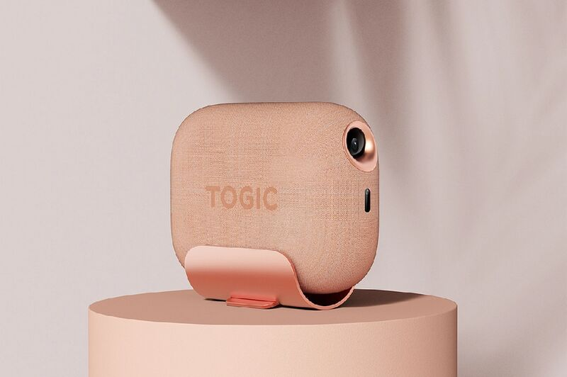 Togic One is a Modern Projector With a Camera-Ready Design