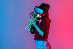 Scent-Enabled VR Therapy