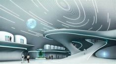 A Village on the Moon Could Normalize Interplanetary Travel