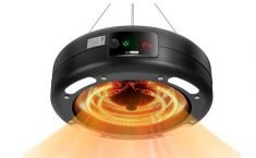 The VIVOHOME Hanging Electric Patio Heater