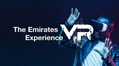 The 'Emirates VR Experience' Lets Users Explore Real Plane Cabins
