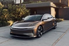 The Lucid Air Tops Tesla with a 520-Mile EPA-Rated Range