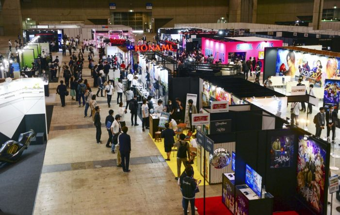 Tokyo Game Show kicks off with virtual experience