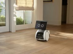 Amazon unveils robot that can patrol homes