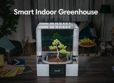 The 'Plantee' Smart Indoor Greenhouse