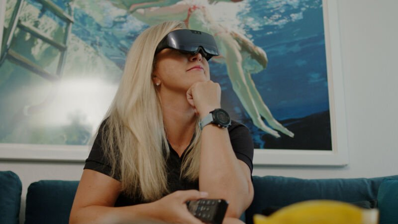 The 'IrisVision Inspire' is a Solution for the Visually Impaired