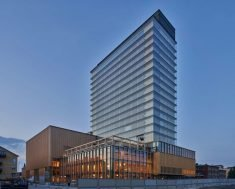 The world's largest timber building