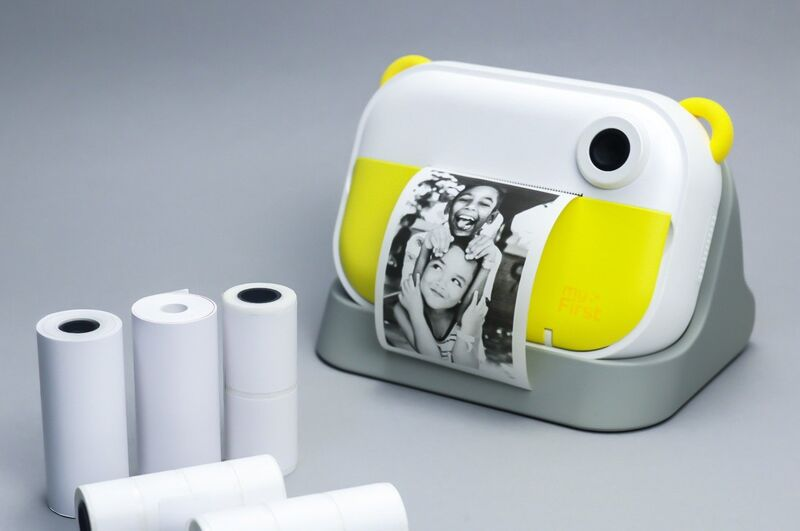The myFirst Insta Wi is a Polaroid Camera for Kids