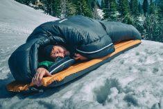 The Biopod DownWool Nature Sleeping Bag