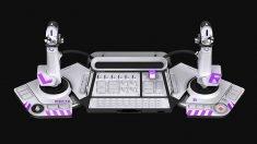 The Conceptual Mech Dual Joystick Game Controller
