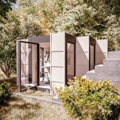 This New Prefabricated Home Is Eco and Affordable