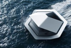 Sony's Future Floating Homes Predict a Climate Refuge Society